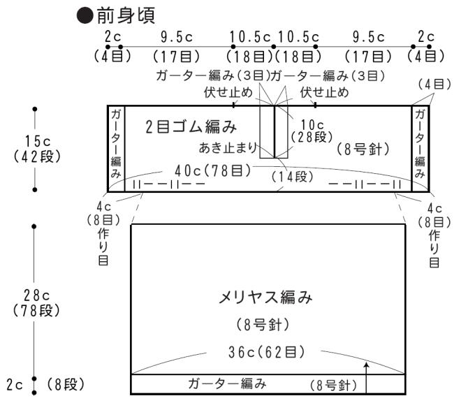 front schematic